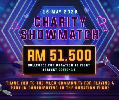 Bantu Cegah Covid-19, MLBB Derma Dana Sebanyak RM51,500