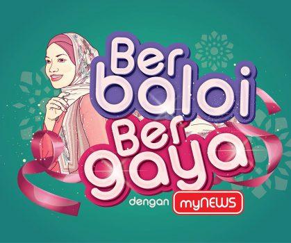 Berbaloi Bergaya Campaign May2020