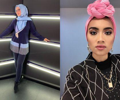 5 Trend Hijab Yang On Fleek Boleh Digayakan Pada Hari Raya 2020