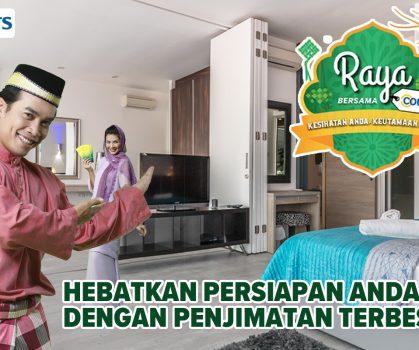 Tawaran Hebat Raya 2020 Dari Courts Malaysia