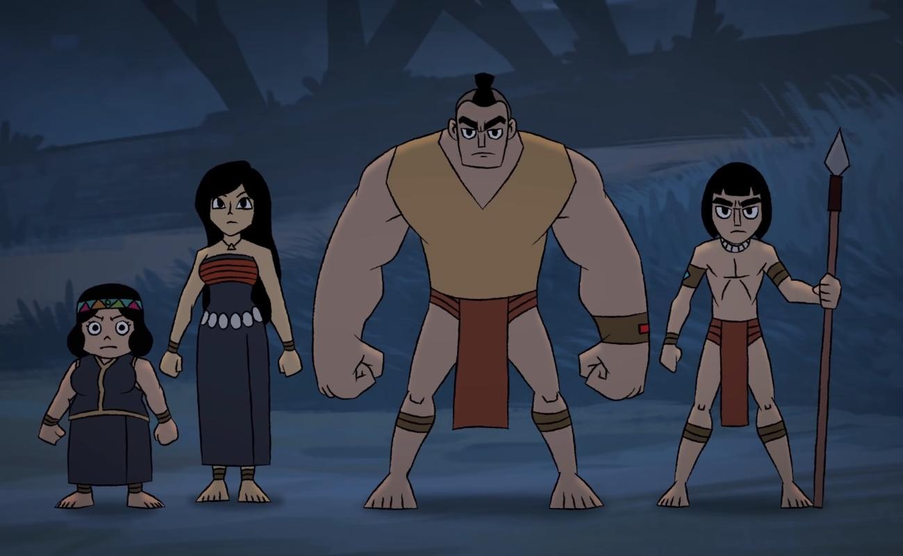 Filem Animasi, Legend of The Ancient Borneo Martabatkan Bahasa Kadazan