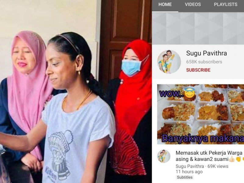 Bakal Diangkat Sebagai Ikon, Sugu Pavithra Rasa Diri Tidak Layak