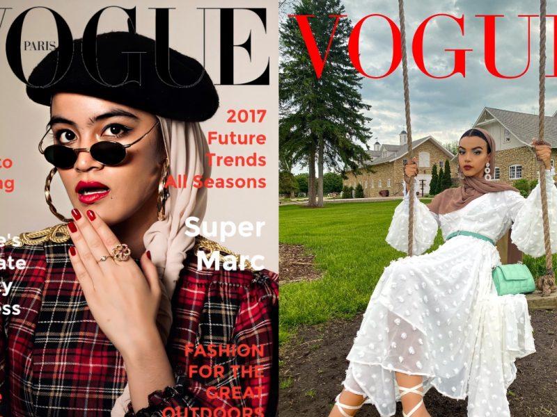 Pose! Pose! Kini Giliran #VogueChallenge Pula Yang Viral