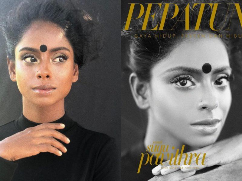 Sugu Pavithra Tukar Kerjaya? Terima Pujian Netizen Kerana Tampil Persis Model