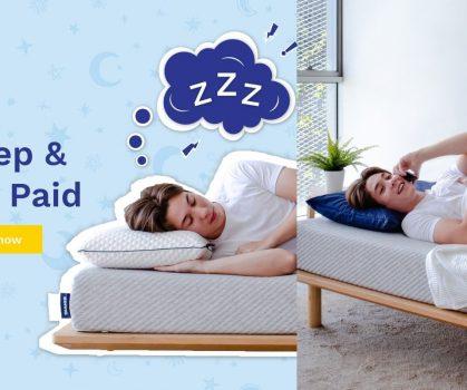 Suka Tidur? Pekerjaan Ini Mungkin Sesuai Dengan Anda!