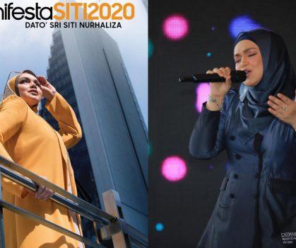 Laku Keras! Siti Nurhaliza Kembali Dengan ManifestaSITI2020