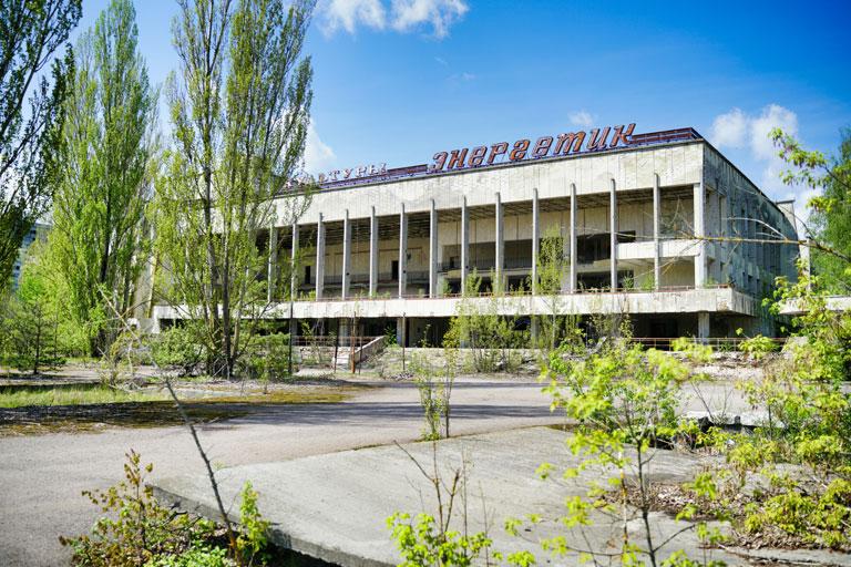 Chernobyl,-Obwód-kijowski,-Ukraina