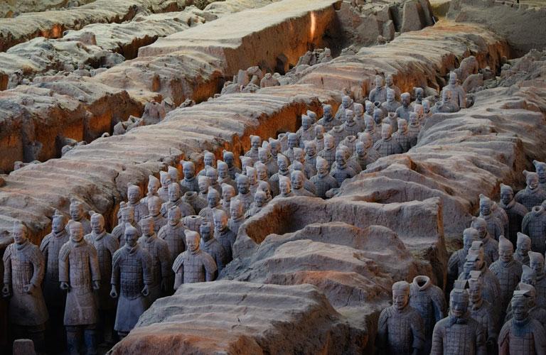 Makam-Qin-Shi-Huang-China