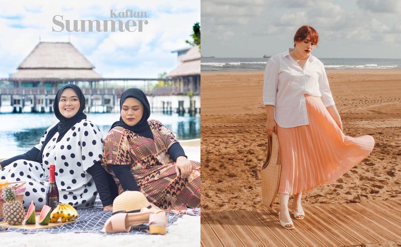 5 Kedai Pakaian Berjenama Untuk Wanita Plus-Size