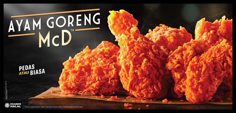 Ayam Goreng Viral