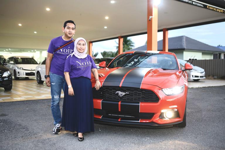 Mustang-Cikya