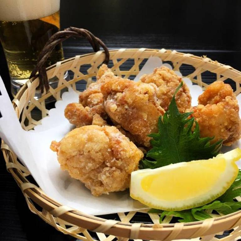 Tori-no-Karaage-Japanese-style-fried-chicken