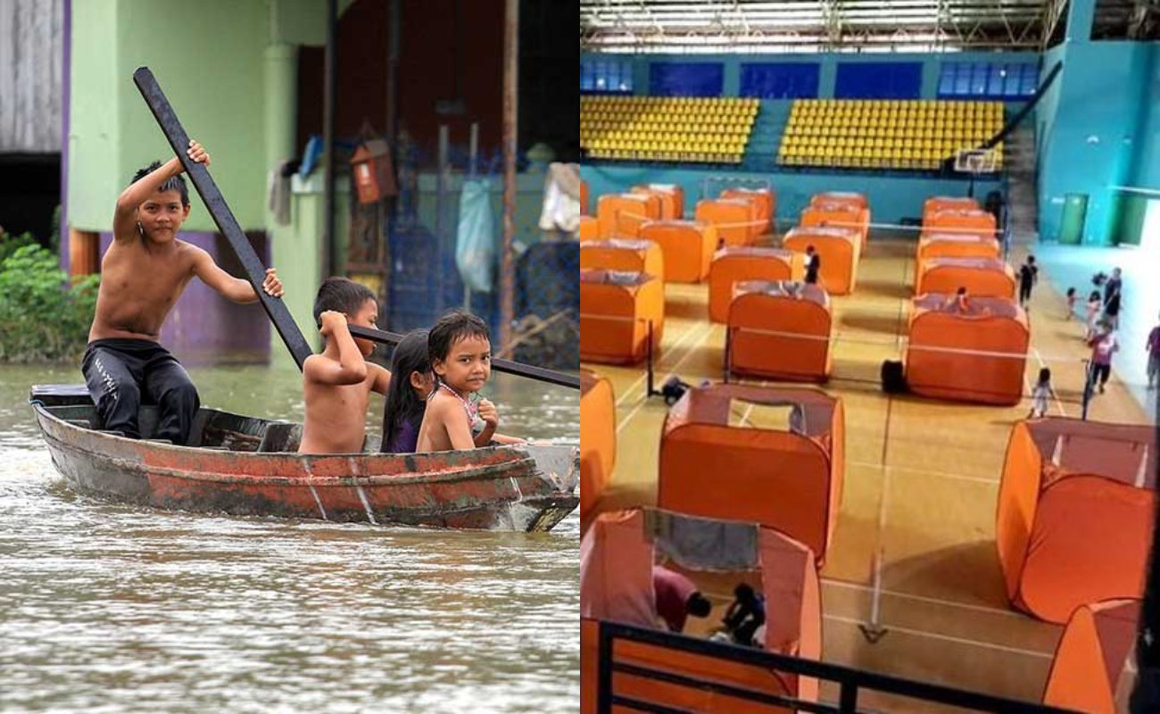 Musim Banjir Sekarang